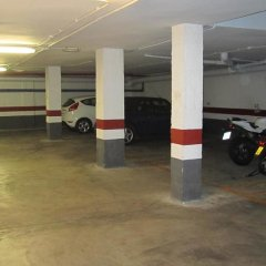 Отель Residencia Campus Confort Burjassot парковка
