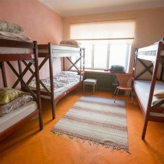 Euphoria Hostel Кровать в общем номере с двухъярусными кроватями фото 6