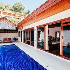 Отель Dream Sea Pool Villa бассейн фото 3
