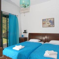 Отель Villa Mare e Monti Греция, Корфу - отзывы, цены и фото номеров - забронировать отель Villa Mare e Monti онлайн комната для гостей фото 2