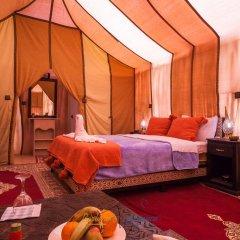 Отель Berbere Experience Марокко, Мерзуга - отзывы, цены и фото номеров - забронировать отель Berbere Experience онлайн комната для гостей фото 4