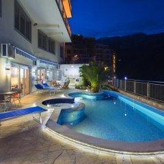 Апартаменты Montelux Apartments бассейн фото 2