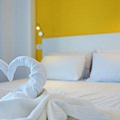 Апартаменты Hillside Studios & Apartments Улучшенный номер с различными типами кроватей фото 11