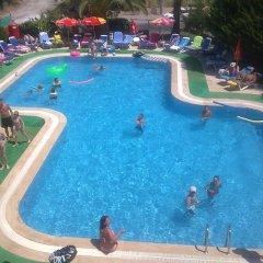 Club Likya Apartment Турция, Мармарис - отзывы, цены и фото номеров - забронировать отель Club Likya Apartment онлайн бассейн
