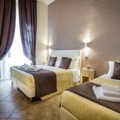 Отель Sognando Firenze 3* Стандартный номер с различными типами кроватей фото 14