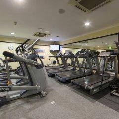 Отель Thistle Barbican Shoreditch фитнесс-зал фото 2