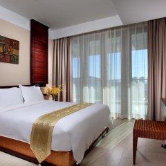 Отель Serenity Coast All Suite Resort Sanya 5* Люкс с различными типами кроватей