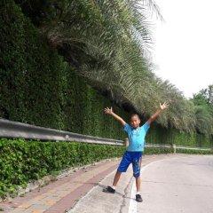 Отель Nong Guest House Таиланд, Паттайя - отзывы, цены и фото номеров - забронировать отель Nong Guest House онлайн спортивное сооружение