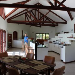 Отель Bularangi Villa, Fiji питание