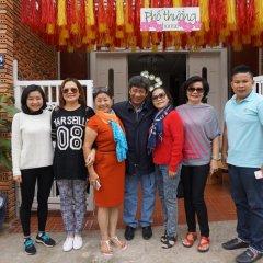 Отель Pho Thuong House 2* Стандартный семейный номер фото 4