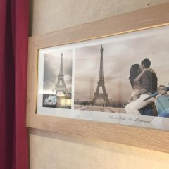 Hotel Renoir Saint Germain удобства в номере