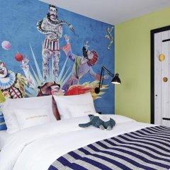25hours Hotel beim MuseumsQuartier 4* Улучшенный номер с различными типами кроватей фото 2