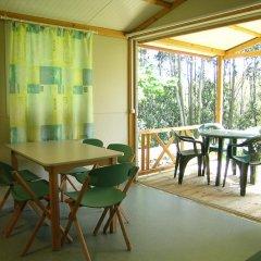 Отель Camping L´amuravela Кудильеро в номере