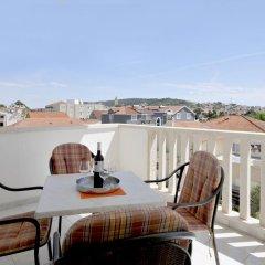 Отель Apartmani Trogir 4* Улучшенные апартаменты с различными типами кроватей фото 8