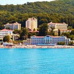 Гостиница АкваЛоо пляж