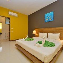 Отель Happy Cottages Phuket комната для гостей фото 8