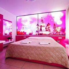 Отель Motel Autosole 2* Стандартный номер с различными типами кроватей фото 21