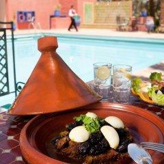 Отель Kenzi Azghor Марокко, Уарзазат - 1 отзыв об отеле, цены и фото номеров - забронировать отель Kenzi Azghor онлайн спортивное сооружение