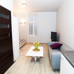Апартаменты Studio Apartament Centrum Katowice Апартаменты с различными типами кроватей фото 5