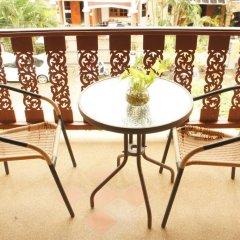 Отель Nanai Villa балкон