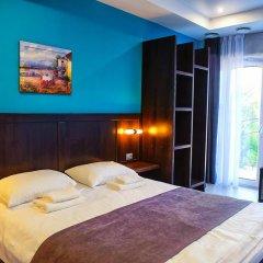 Gaudi stylish hotel Стандартный номер разные типы кроватей