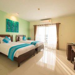 Отель Krabi Front Bay Resort 3* Номер Делюкс с различными типами кроватей фото 4