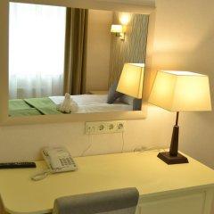 Гостиница Ajur 3* Стандартный номер разные типы кроватей фото 18
