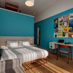 Отель Colors Urban 4* Стандартный номер фото 12