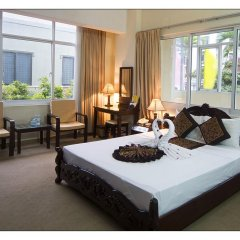 Duy Tan 2 Hotel 3* Номер Делюкс с различными типами кроватей