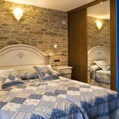 Отель Hostal Raices Стандартный номер с различными типами кроватей фото 9
