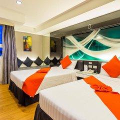 Nova Platinum Hotel 4* Улучшенный номер с различными типами кроватей фото 2