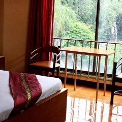 Отель Seashore Pattaya Resort 3* Улучшенный номер с различными типами кроватей фото 3