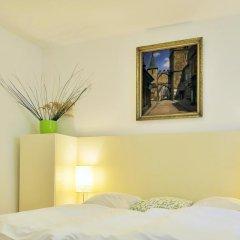 Отель Garden Residence Prague Castle Чехия, Прага - отзывы, цены и фото номеров - забронировать отель Garden Residence Prague Castle онлайн комната для гостей фото 4