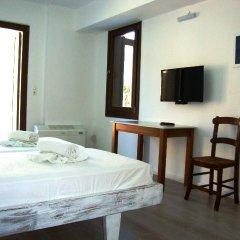 Отель Creta Seafront Residences 2* Улучшенный номер с различными типами кроватей фото 22