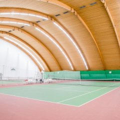 Отель CECHIE Прага спортивное сооружение