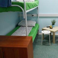 Хостел 365 Кровать в женском общем номере с двухъярусной кроватью фото 4