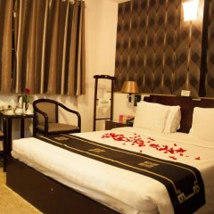 A25 Hotel - Nguyen Cu Trinh 2* Номер Делюкс с различными типами кроватей фото 3