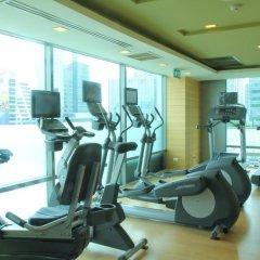 Отель Sivatel Bangkok Бангкок фитнесс-зал фото 4