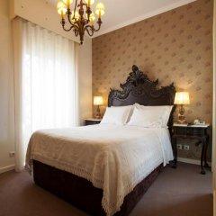 Отель Castelo Santa Catarina 3* Стандартный номер двуспальная кровать фото 22
