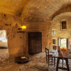 Отель Sextantio Le Grotte Della Civita 4* Представительский люкс фото 4