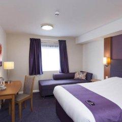 Отель Premier Inn Glasgow City Centre - Argyle Street комната для гостей фото 3