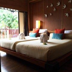 Seaview Patong Hotel 3* Улучшенный номер с двуспальной кроватью