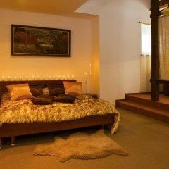 Гостиница Troyanda Karpat комната для гостей фото 3