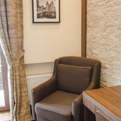 Гостиница Petrani Nivki Стандартный номер с двуспальной кроватью фото 6