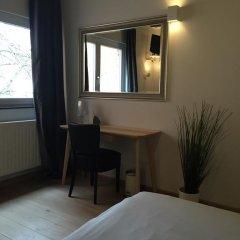 Отель Le Cygne D'Argent 3* Стандартный номер с различными типами кроватей фото 11