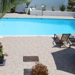 Отель Estia Luxury Maisonette бассейн