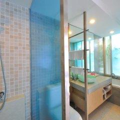Отель Ramada by Wyndham Phuket Southsea 4* Улучшенный номер с двуспальной кроватью фото 5
