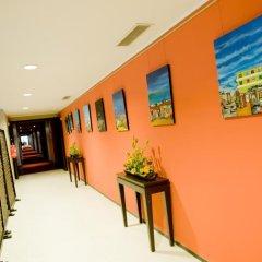 Отель Terrou Bi And Casino Resort Дакар интерьер отеля