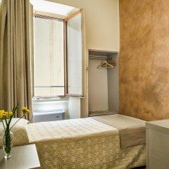 Отель Albergo Firenze 3* Стандартный номер с различными типами кроватей фото 2