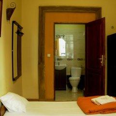 Отель Momotown B&b Краков сейф в номере